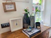 Speckle Glazed Stoneware Vase | Home Accessories